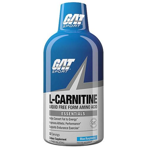 gat liquid l-carnitine
