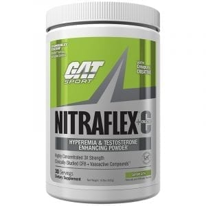 gat nitraflex creatine