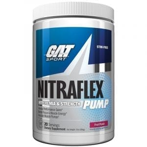 gat nitraflex pump