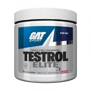 gat testrol elite powder