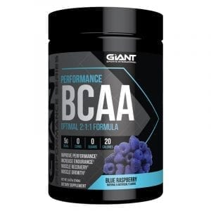 giant sports international bcaa