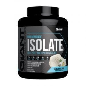 giant sports international isolate 5lbs