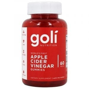 goli nutrition apple cider vinegar