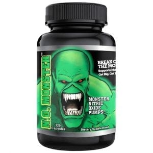 goliath labs no monster
