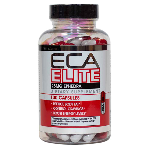 Hard Rock Supplements ECA Elite