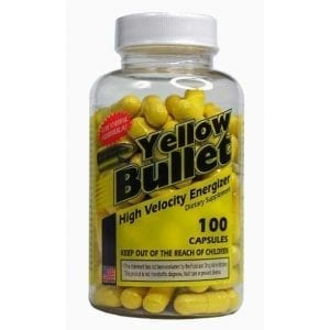 hard rock supplements yellow bullet