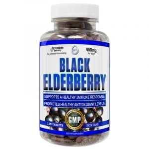 hi tech black elderberry