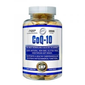 Hi-Tech CoQ-10 120 Tablets