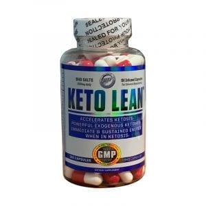 hi tech keto lean