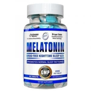 hi tech melatonin