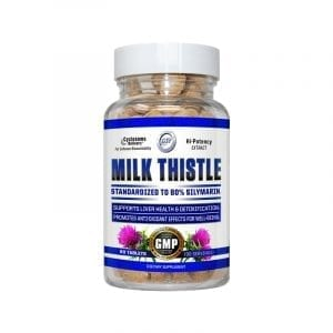 hi tech milk thistle