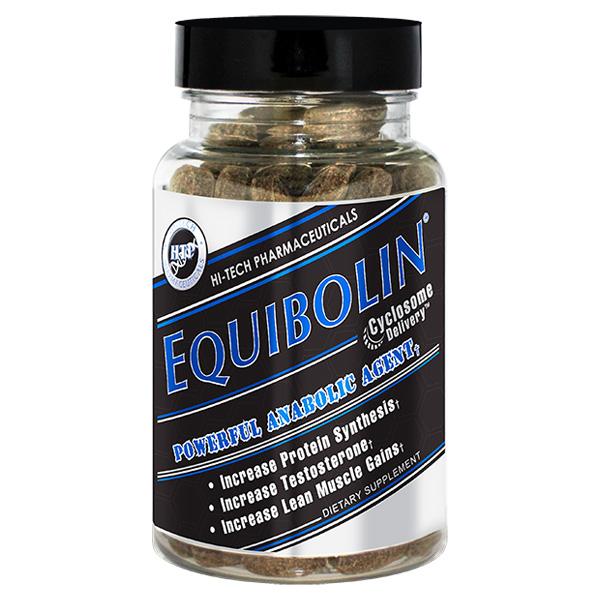 hi tech pharmaceuticals equibolin