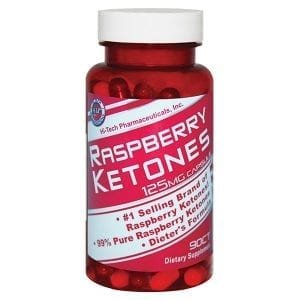 hi tech raspberry ketones