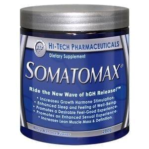 hi tech somatomax