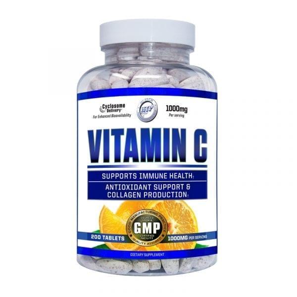 hi tech vitamin c