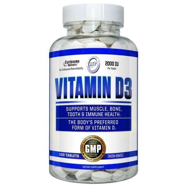 hi tech vitamin d3