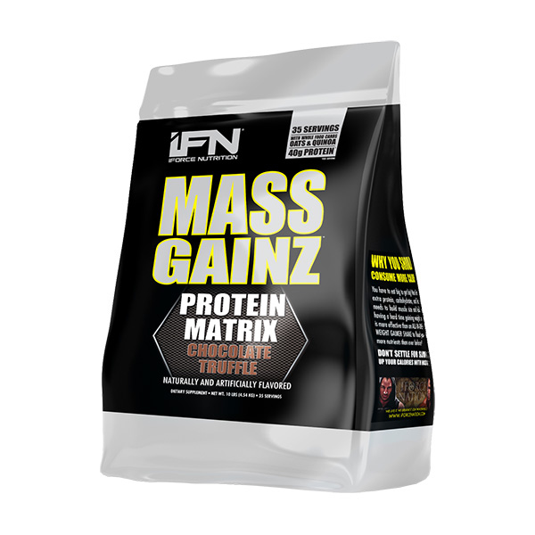 iforce nutrition mass gainz 10 pounds