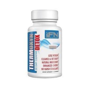 iforce nutrition thermoxyn detox
