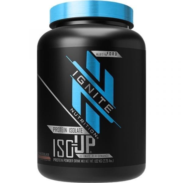 ignite nutrition iso up