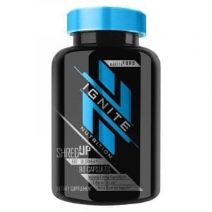 ignite nutrition shred up