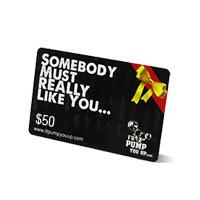illpumpyouup gift card 50
