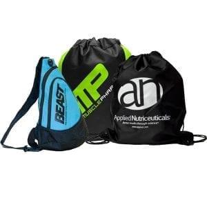 illpumpyouup manufacturer drawstring bag