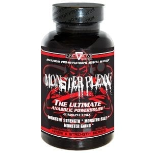innovative laboratories monster plexx