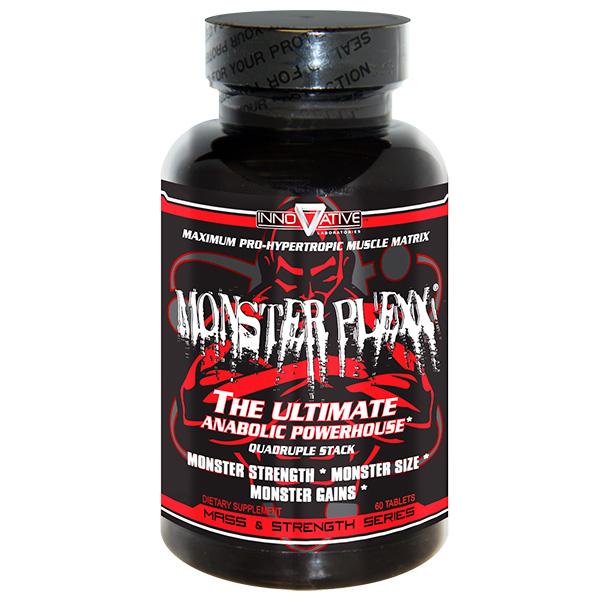 innovative laboratories monster plexx