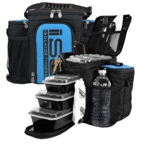 isolator fitness isobag 3 meal