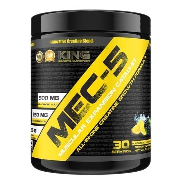king sports nutrition mec-5