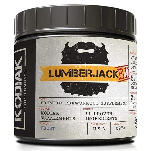 kodiak supplements lumberjacked