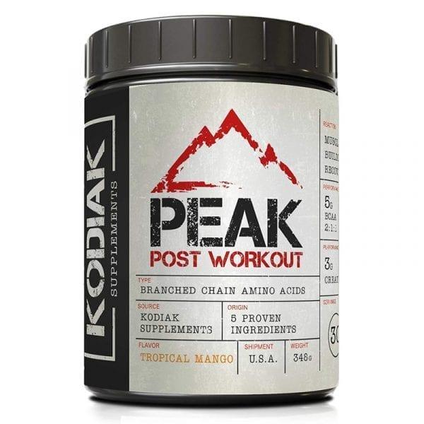 kodiak supplements peak