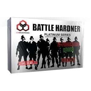 lg sciences battle hardener 3 bottle kit