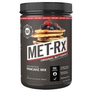 met-rx protein pancake mix