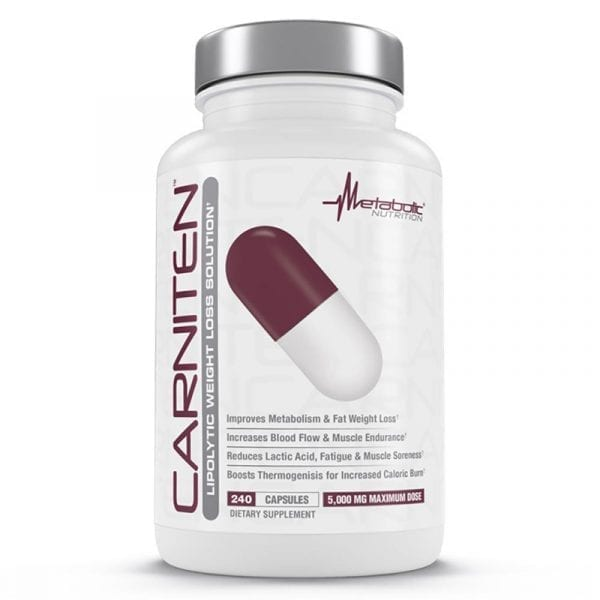 metabolic nutrition carniten