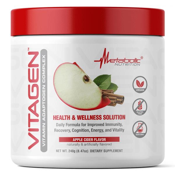 metabolic nutrition vitagen