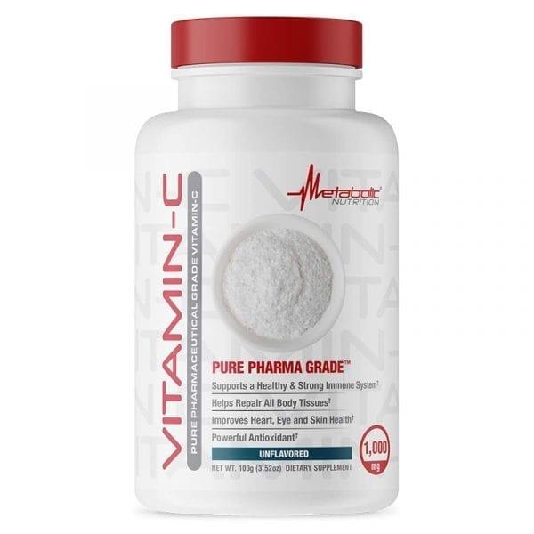 metabolic nutrition vitamin c