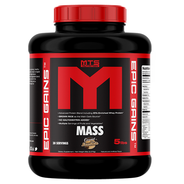 mts nutrition epic gains