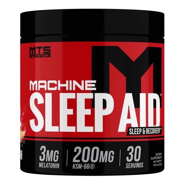mts nutrition machine sleep aid