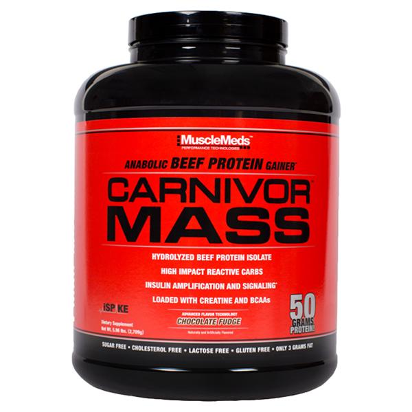 musclemeds carnivore mass