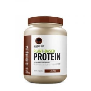 natures best plant based protein