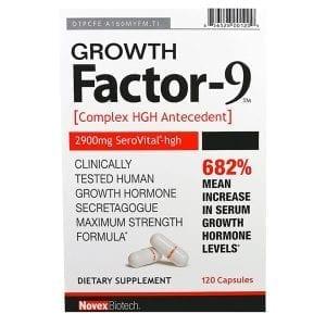 novex biotech growth factor 9