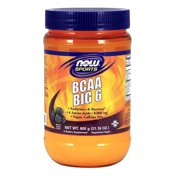 now bcaa big 6