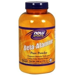 now beta-alanine powder