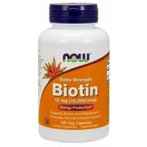 now biotin 10 mg