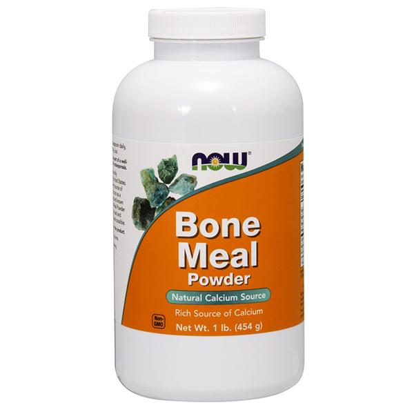 now bone meal powder