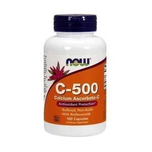 now c-500 capsules