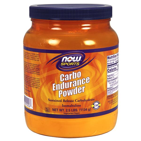 now carbo endurance powder