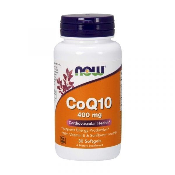now CoQ10 400mg