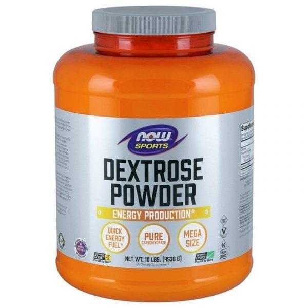 now dextrose 10 pounds